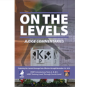 2015 On the Levels Judge Commentaries DVD